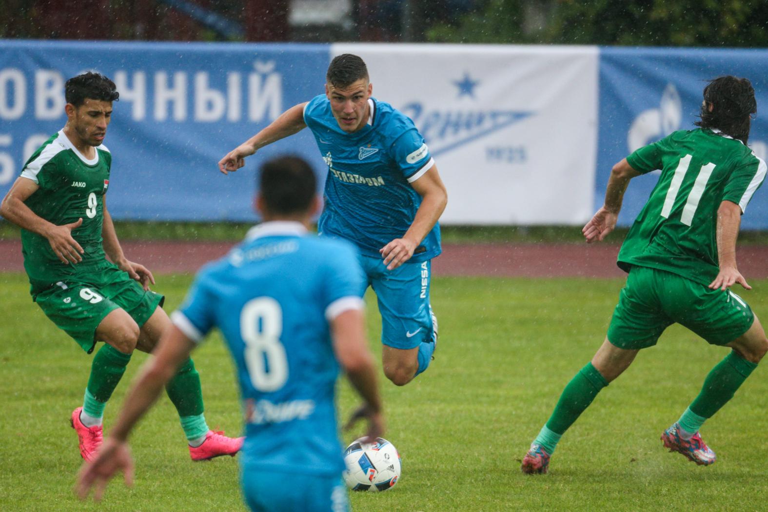 Фото: официальный сайт ФК Зенит