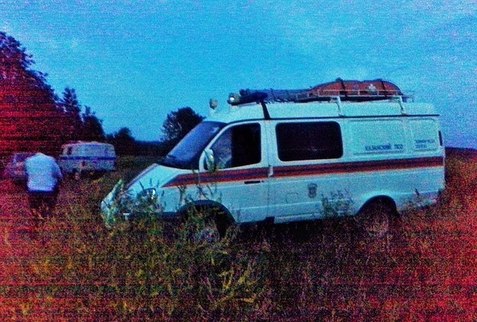 Женщина смаленьким сыном погибли вТатарстане, съехав наавтомобиле вреку