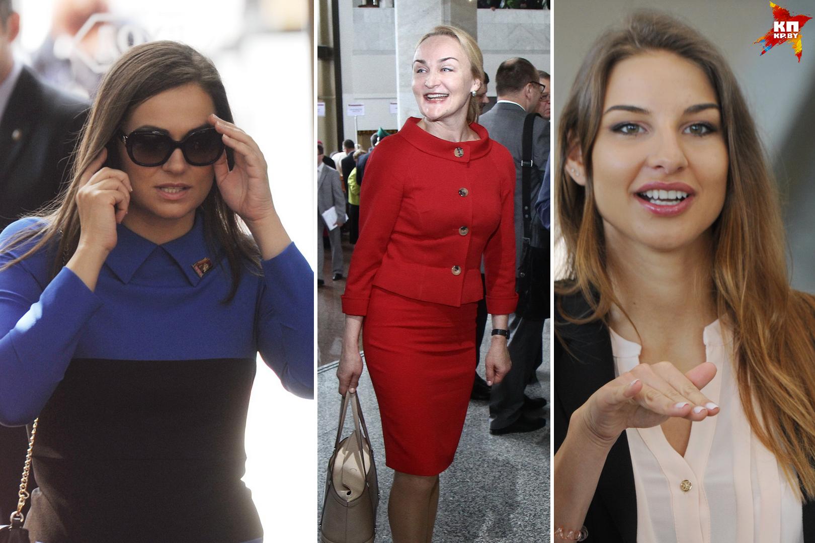 Самые элегантные и модные дамы.