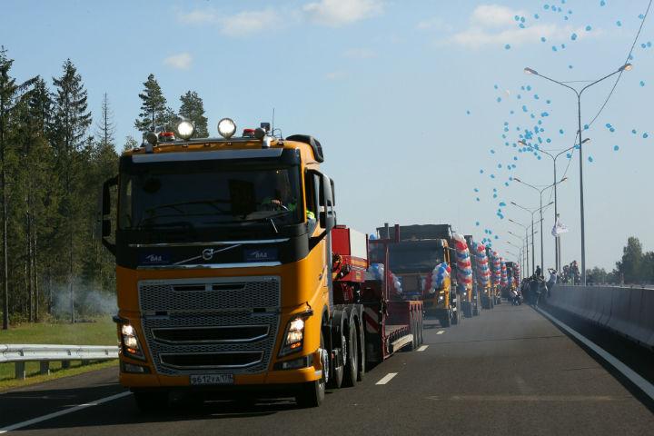 В ведении Росавтодора находится 49 тысяч километров дорог федерального значения