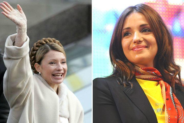 Евгения сделала Юлию Тимошенко бабушкой. Фото: EAST NEWS.