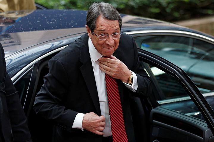 Кипр отменяет санкции против Российской Федерации