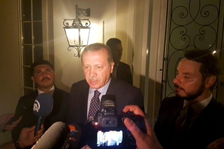Президент Турции Реджеп Тайип Эрдоган после переворота в стране попросил политического убежища в Германии