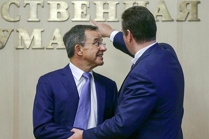 Тьерри Мариани подчеркнул улучшение ситуации скрымскими татарами