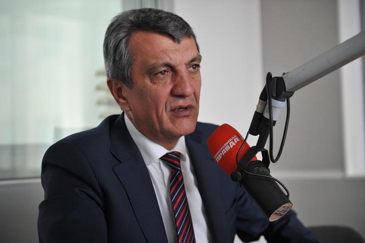 ВСевастополе назвали отставку Меняйло заслугой городских жителей