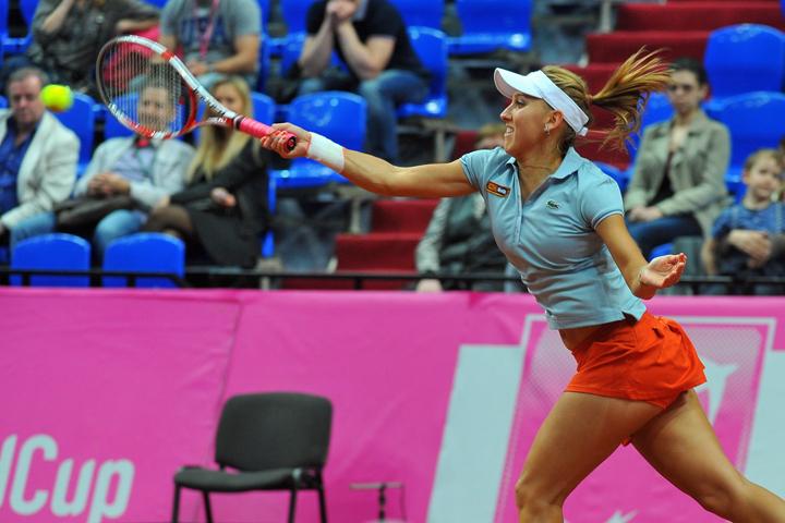 Рио-2016. Макарова вышла во 2-ой круг теннисного турнира