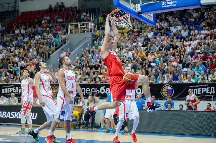 Жители России выиграли 9-й матч перед отбором наЕвробаскет