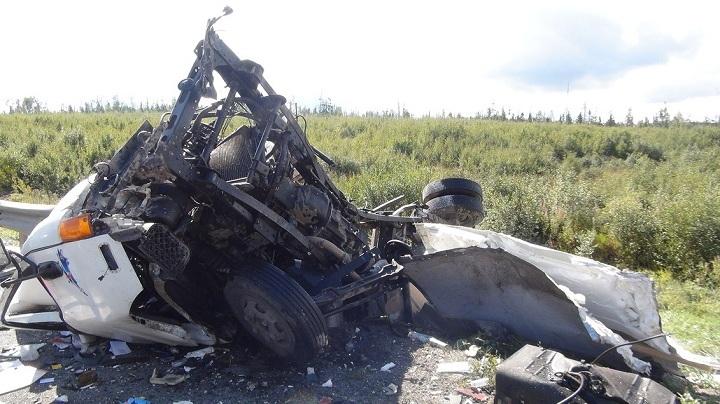 ВГрязовецком районе случилось ДТП сосмертельным исходом