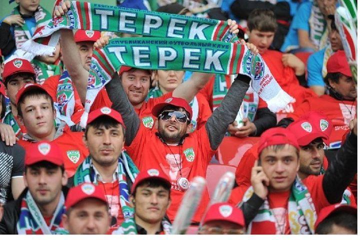 «Терек» обыграл «Ростов» вматче чемпионата РФ пофутболу