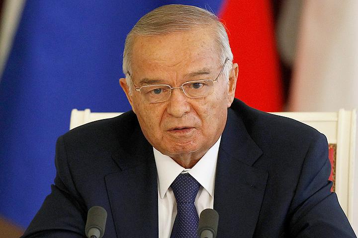 Упрезидента Узбекистана Каримова было кровоизлияние вмозг, онвреанимации