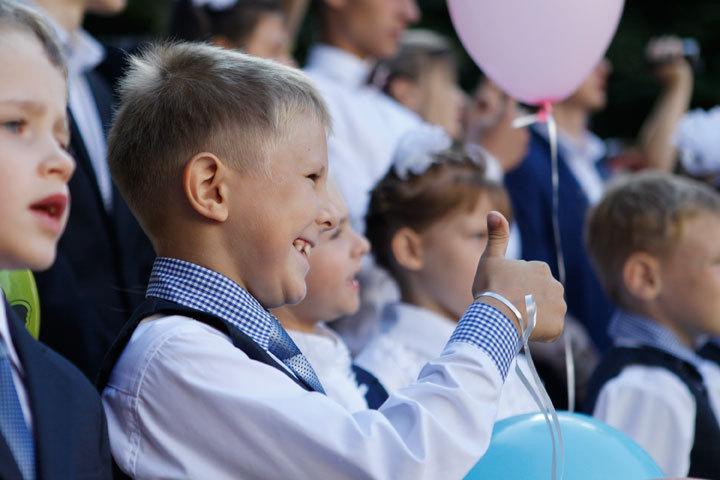 День знаний вСтаврополе традиционно будет безалкогольным