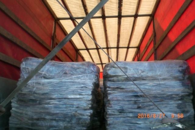 НаСмоленщину непустили 23 тонны белорусских продуктов измолока