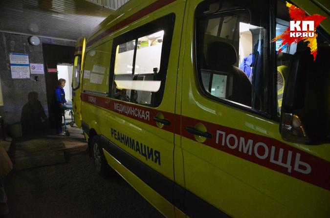 Взагоревшемся автомобиле умер новосибирец