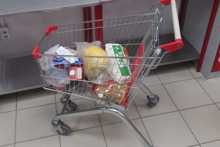Стоимость минимального набора продуктов питания вКарелии сократилась замесяц