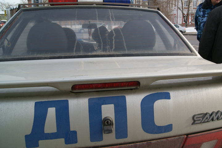 Мужчина умер вДТП вИркутске