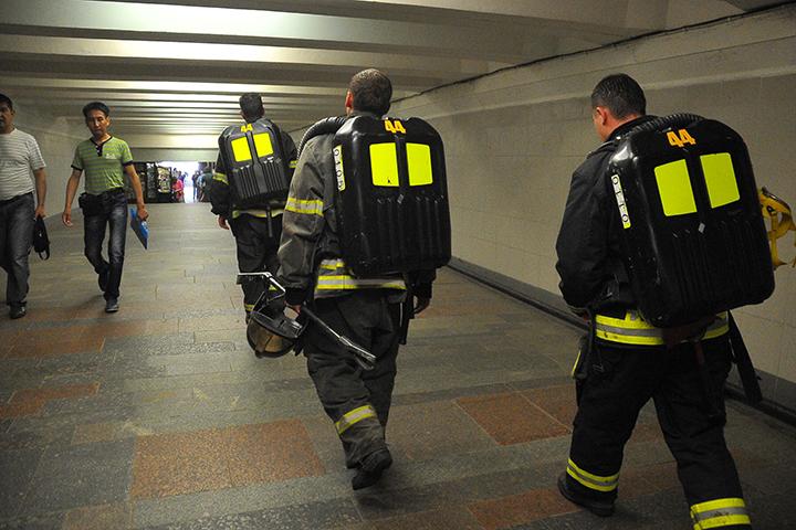 Озвучены детали сбоя наСерпуховской линии метро столицы