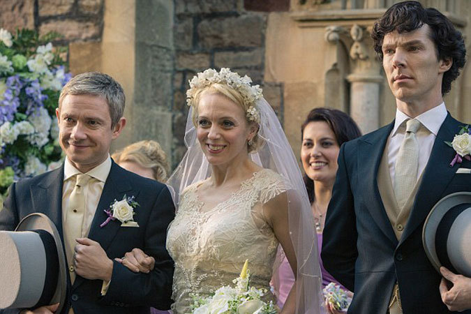 Звезду «Шерлока» обокрали впроцессе вручения «Эмми»