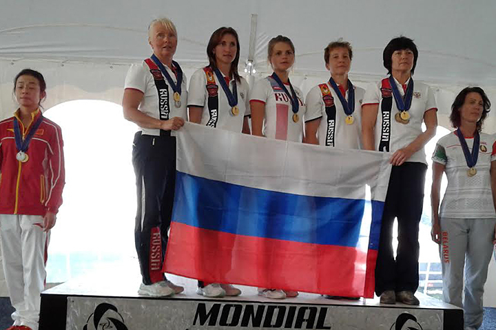Русские парашютисты выиграли чемпионат мира вЧикаго