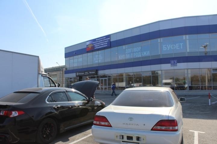 Новое регистрационное подразделение ГИБДД сократит очереди