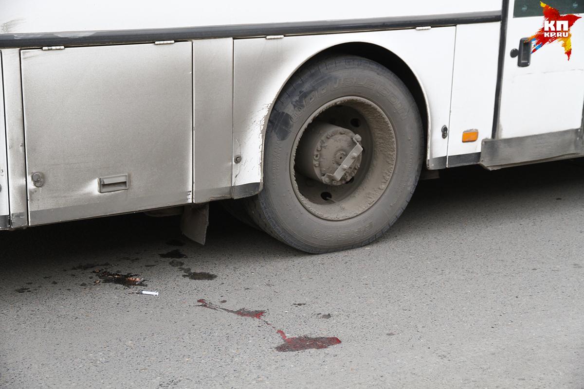Автобус №71 проехал повыпавшему наостановке изсалона пассажиру
