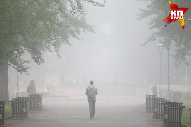 ВБратском районе зафиксировано превышение опасных веществ ввоздухе из-за пожаров