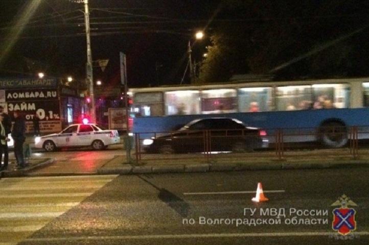 ВКировском шофёр на БМВ сбил школьницу и исчез сместа трагедии