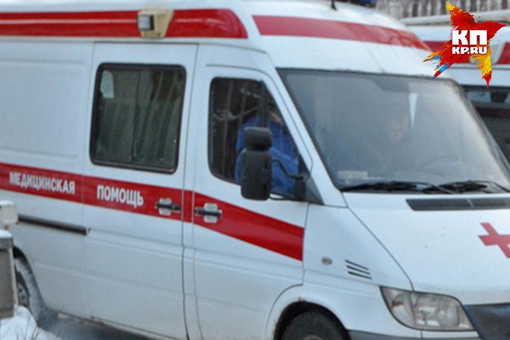 ВБрянске при торможении автобуса 83-летний пассажир упал ссиденья