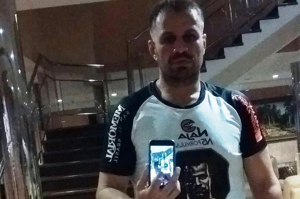 Боец ММА Мохнаткин избил бразильца Мальдонадо вотместку заЕмельяненко