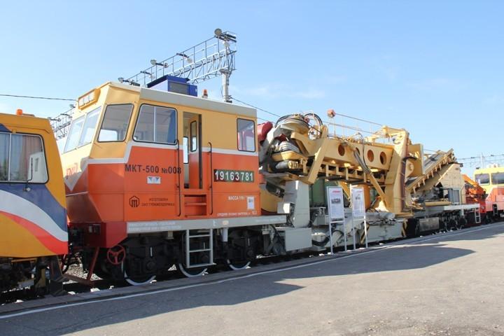 Навокзалах Волгограда, Саратова иАстрахани пассажирам покажут железнодорожную технику