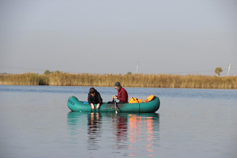 Ученые ищут радиоактивный след ваномальном озере вЧелябинской области