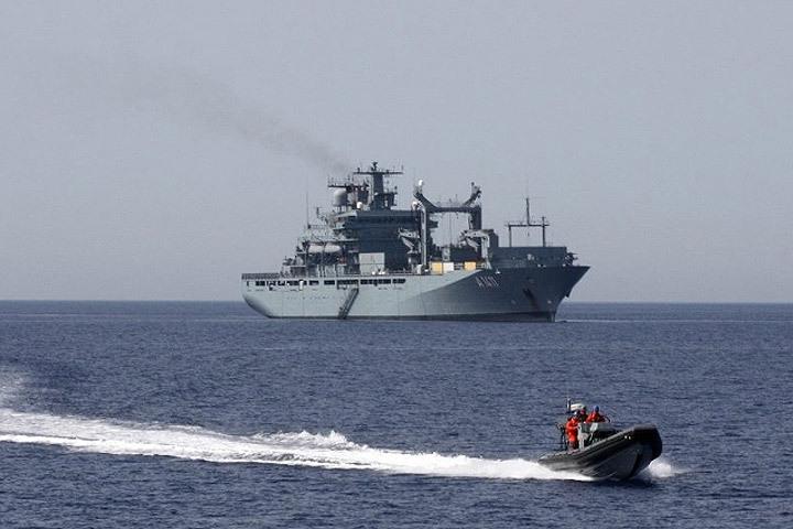 Литва направит на борьбу с нелегальной миграцией в Средиземном море группу из 12-ти военных. Фото: с сайта navaltoday.com