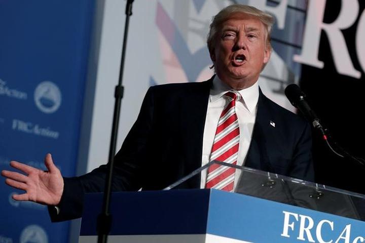 Pанее Трамп частенько выражал Москве симпатии