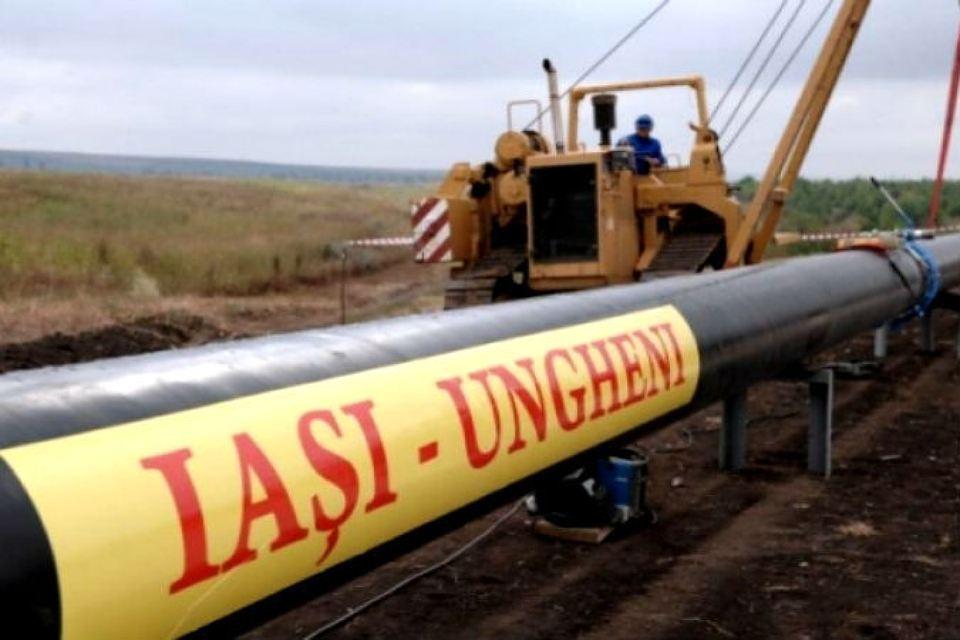 Построенный уже газопровод планируют продлить до столицы