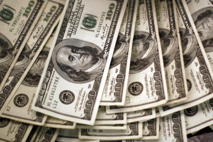 За доллар к концу дня давали 62,2 рубля