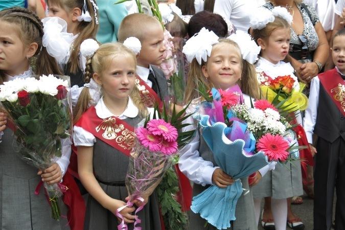 1 сентября дети обычно идут в школу с радостными чувствами. Но не у всех они потом сохраняются...