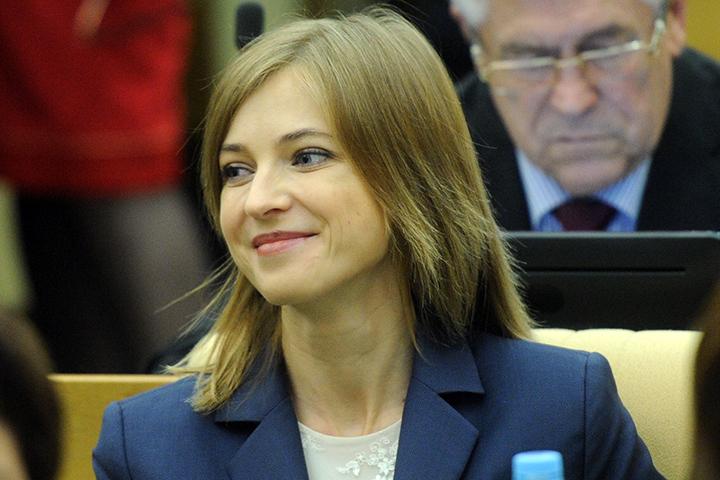Депутата Поклонскую многие уже видели на заседании в Госудуме