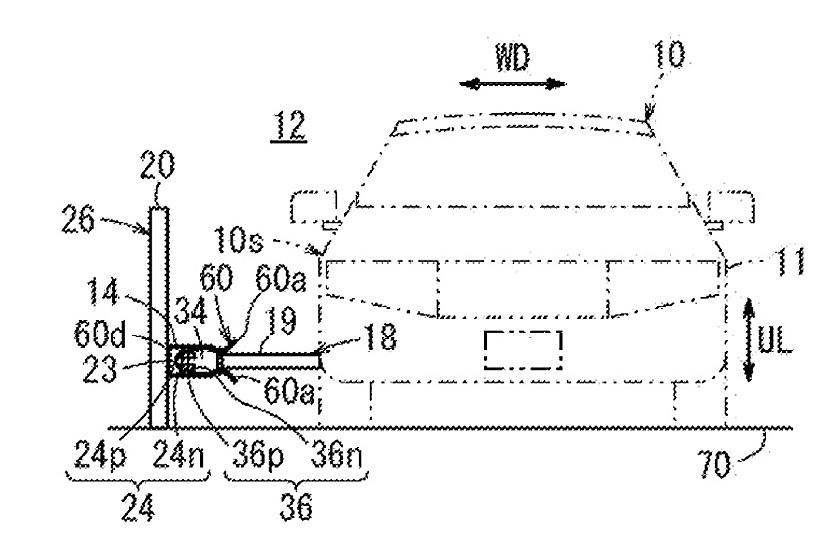 Схема, конечно, не ахти какая информативная, но принцип понятен. Фото патентного ведомства США.