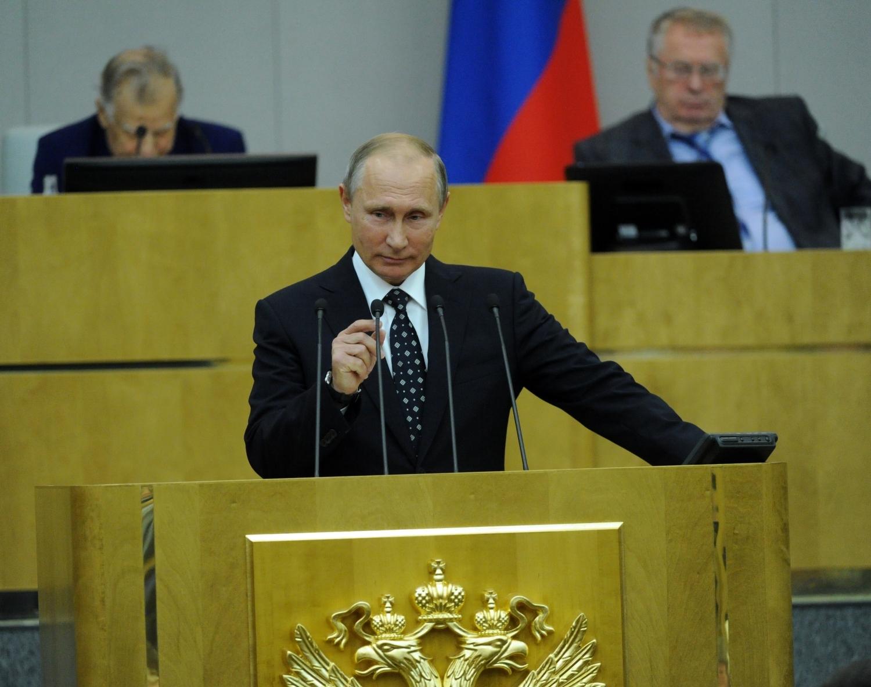 Отмечать день рождения Владимир Путин предпочел в узком кругу.