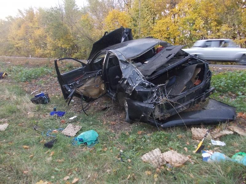 Натрассе вВоронежской области в трагедии умер 4-летний ребёнок