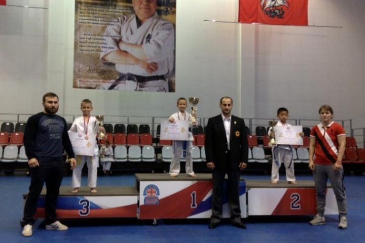 Пермские каратисты удачно выступили навсероссийских соревнованиях
