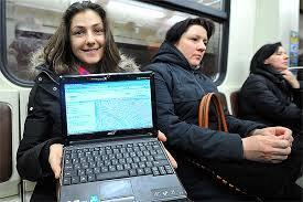 Интернет на всех ветках метро появится уже к концу 2017 года.