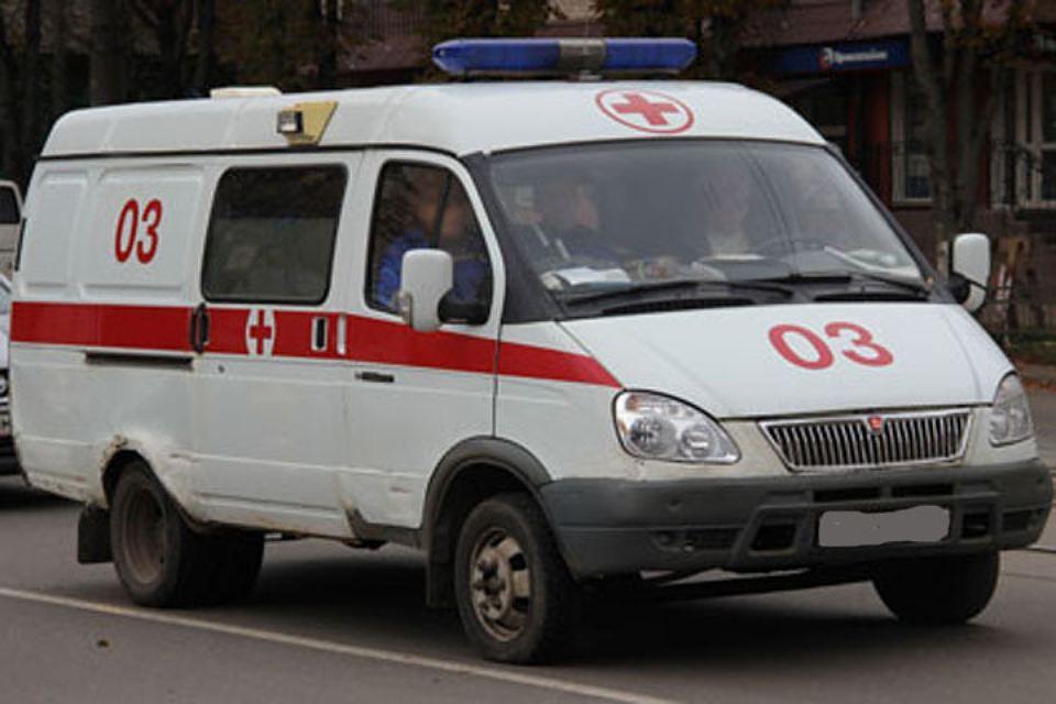 Маршрутка сбила пешехода наБестужевской улице вПетербурге