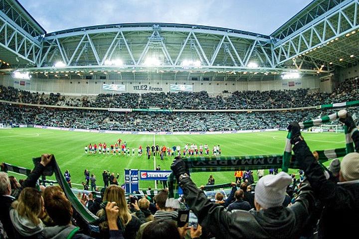 На шведских футбольных полях процветает насилие среди болельщиков. Фото: с сайта fotbolldirekt.se