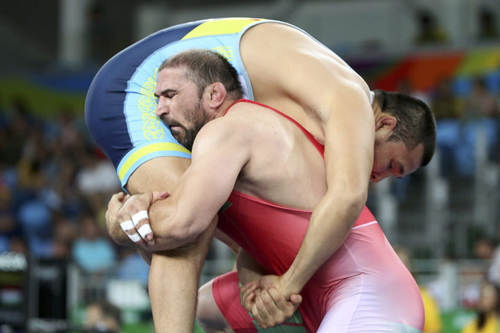 Ох, и тяжело пришлось нашим на Олимпиаде. Фото: Reuters
