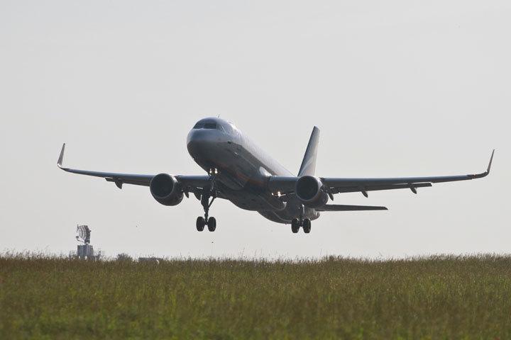 Пассажирский самолет экстренно сел вВоронеже из-за самочувствия пассажирки