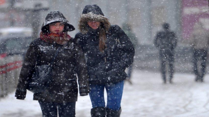 ВОренбуржье навыходных предполагается снег