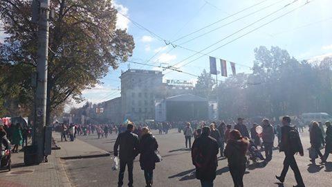 14 октября Кишинев отпраздновал 580-летие.