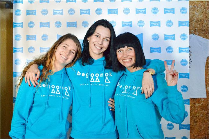 Лиза Бегун, Катерина Бегун, Алиса Бегун. Фото: naviny.by