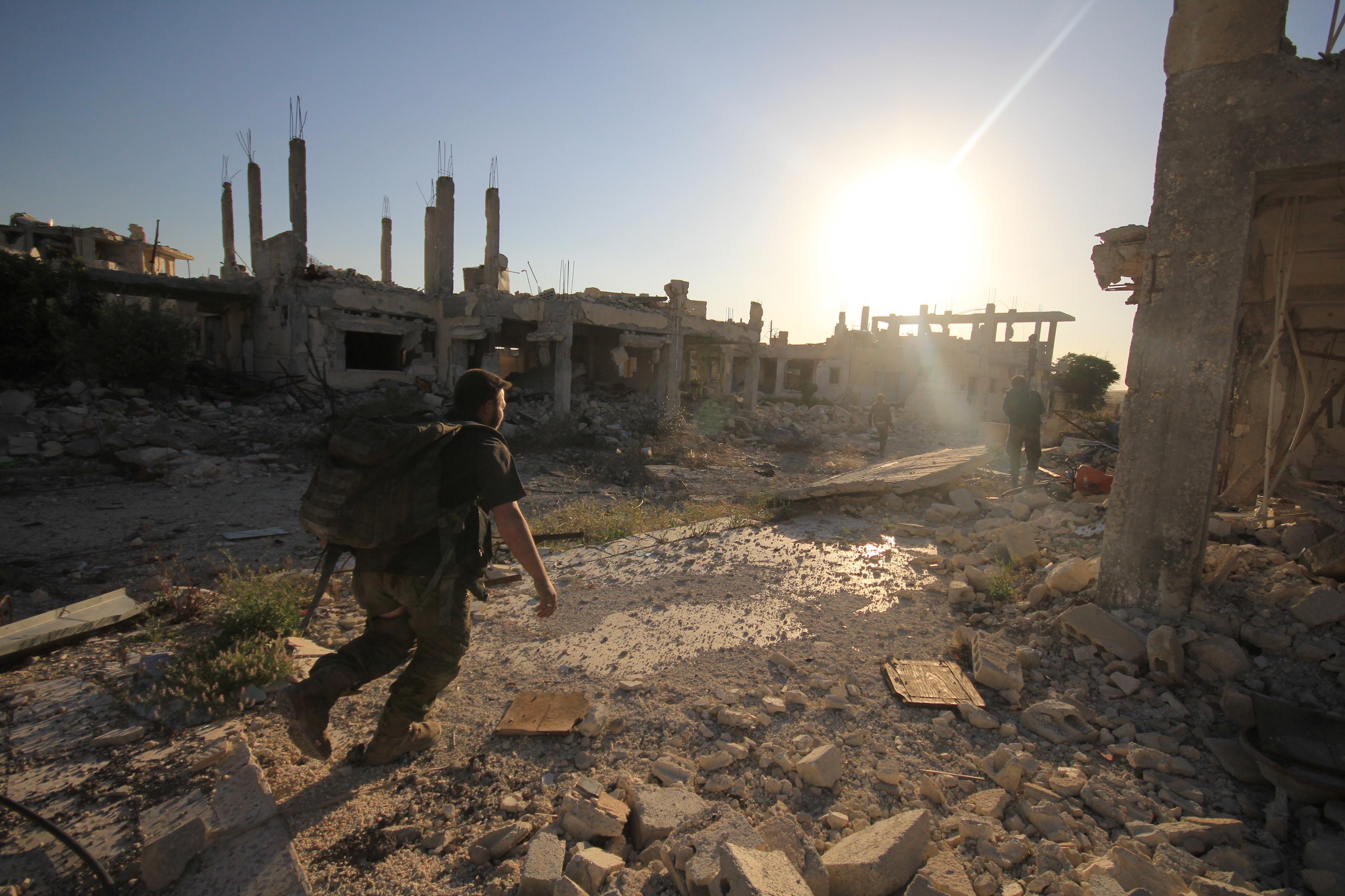 Артобстрел в Мосуле производится ВС Ирака и США для уничтожения нескольких целей перед решающей операцией Фото: Алексей Дружинин/ТАСС