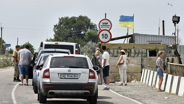 Молдаванин отправился в Украину в поисках работы
